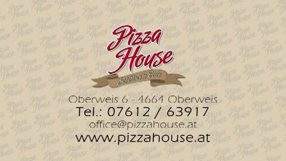 Best Pizza in Town - Pizzahouse Oberweis