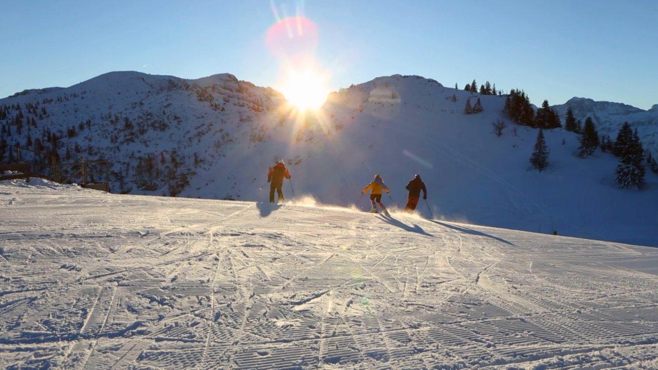 WKO vor Ort- Skigebiete