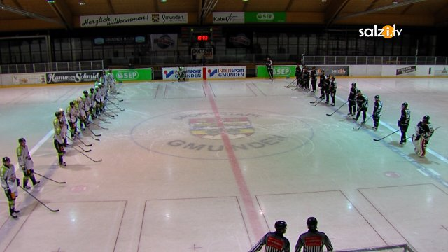 Traunsee-Sharks vs. Puckjäger Traun
