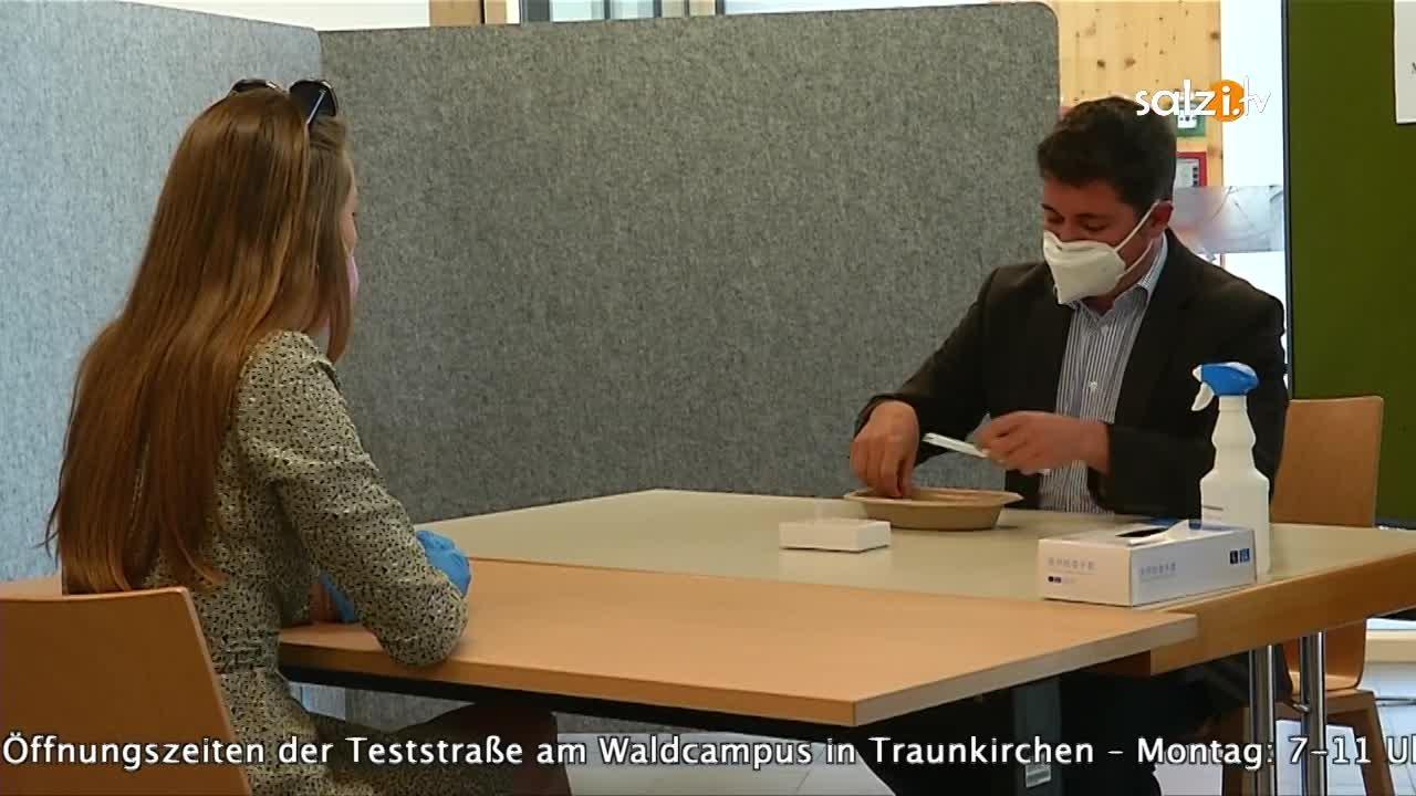 """Willkommen """"zurück"""" in Traunkirchen!"""